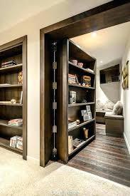 Secret Closet Door Closet Bookcase Closet Door Door Construction Image Left