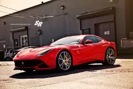 Ferrari F12 2016 - ferrari f12 berlinetta on pur wheels by sr auto autoevolution