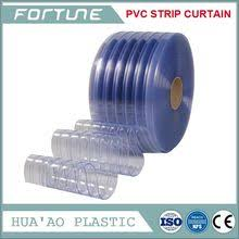 Strip Curtain Roll Highly Versatile And Excellent For Energy Savings Pvc Strip