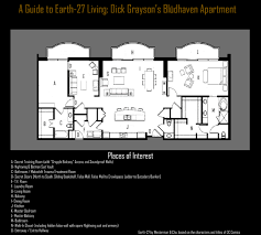 grayson manor floor plan grayson u0027s apartment by roysovitch on deviantart