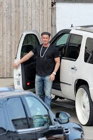 snooki cadillac escalade jersey shore cast shows of their rides cars