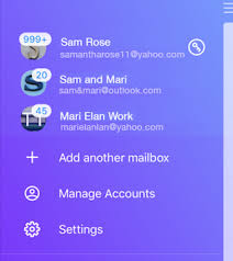 Yahoo Mail Overview Of Yahoo Mail For Ios Mobile Help Sln26443