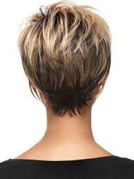 hair with shag back view 20 layered short hairstyles for women styles weekly