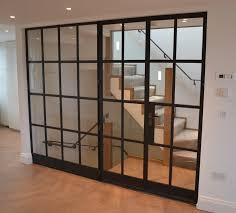 stunning internal crittall screen by lightfoot windows kent ltd