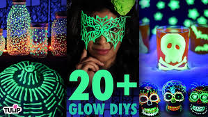 glow in the the ultimate glow in the diy roundup 20 diy project ideas