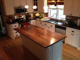 kitchen island with chopping block top white kitchen island with butcher block top interior design