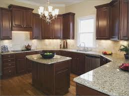 light granite countertops with dark cabinets winsome design kitchen light granite dark cabinets houzz brown