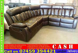 Corner Settees And Sofas Leather Corner Recliner Sofa Uk Centerfieldbar Com