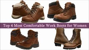 womens work boots most comfortable work boots for