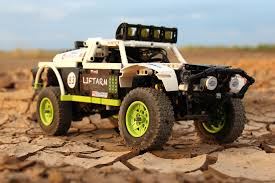 lego toyota the trophy truck you can afford wheeling the 2016 toyota tacoma