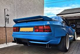 porsche modified porsche 944 s2 riviera blue wide body modified 228 bhp japanese