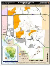 Michigan Burn Permit Map by Fire Activity 2016 Big Cypress National Preserve U S National