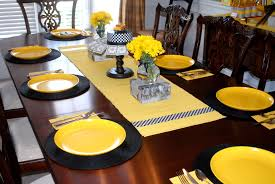 Interior Our New Re Decorated Interior Design Simple New York Themed Table Decorations Home