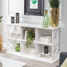 belham living renata 6 cube quatrefoil bookcase hayneedle