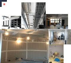 travaux de bureau aménagement de bureau pour entreprise par factory aménagement