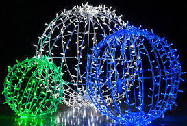 light balls yard envy