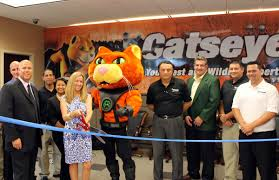 ribbon cutting ceremony a thank you for community support in