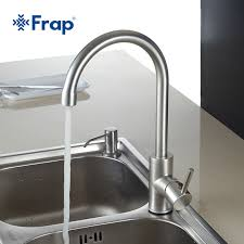 classic kitchen faucets frap and cold water classic kitchen faucet space aluminum