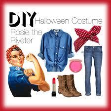 rosie the riveter costume rosie the riveter costume diy rawsolla