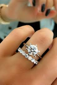 wedding band sets for 30 excellent wedding ring sets for beautiful women oh so