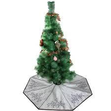 Blue Velvet Tree Skirt Online Get Cheap Embroidered Tree Skirt Aliexpress Com Alibaba