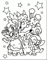 pokemon coloring pages images best of cute pokemon coloring pages design printable coloring sheet