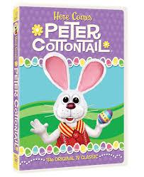 peter cottontail original tv classic giveaway