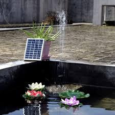 Solar Lights For Ponds by Amazon Com Lewisia 2w Solar Fountain Pump For Pool Pond Bird