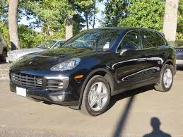 porsche 2017 2017 used porsche cayenne s awd at porsche monmouth serving new