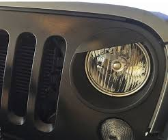 jeep front grill jeep jk front grill mod step by step grill removal eyebrow trim