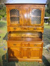 Heywood Wakefield China Cabinet Furniture Antique Price Guide