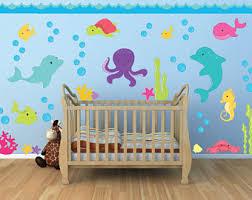 theme wall theme nursery etsy
