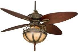 antique looking ceiling fans blade and 5 lights antique style