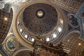 chi ha progettato la cupola di san pietro david macchi s an extremely thorough description of st