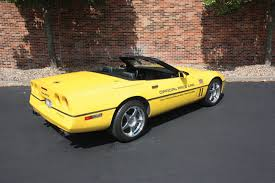 1986 chevy corvette value car of the week 1986 corvette convertible cars weekly