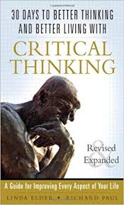 30 days to better thinking and better living through critical