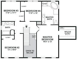 Dual Master Bedroom Floor Plans by Elgin Il New Homes For Sale Bowes Creek Country Club The
