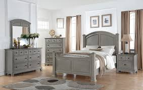 summer breeze bedroom set summer breeze 5 piece queen bedroom set soft grey leon s