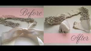 Wedding Dress Sashes Restyle A