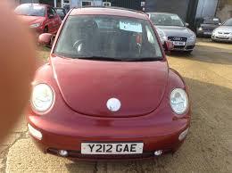 used volkswagen beetle 2001 for sale motors co uk