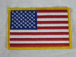 Buy American Flag Online Ruth League Online Store Patches