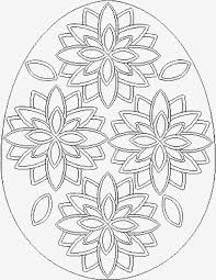 print easter egg design coloring pages 04 color