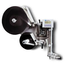 manual label applicator machine 3135 wipe on label applicator label aire