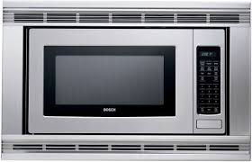 Bosch Black Toaster Bosch Hmb405 2 1 Cu Ft Built In Microwave Oven With 1 100