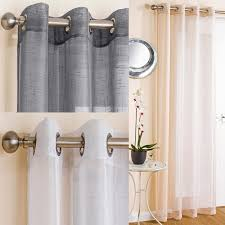 linen drapery panels with grommets panel curtains belgian linen