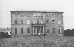 pollacton hall co carlow richard morrison house was demolished