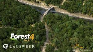 laubwerk plants integration with forest pack 4 on vimeo