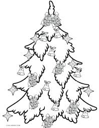 coloring page of christmas tree with presents coloring pages of christmas trees blank tree template fresh coloring