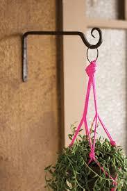 Hanging Flower Pot Hooks Best 25 Plant Hooks Ideas On Pinterest Curtains For Bedroom