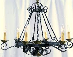 Forged Chandeliers Forged Iron Chandelier Wrought Chandeliers Design Fabulous